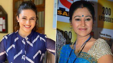 Divyanka Tripathi All Set To Play Dayaben on Taarak Mehta Ka Ooltah Chashmah? Here's What the Actress Has To Say
