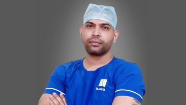 Hailed as One of the Best Joint Replacement Surgeon, Dr Dibya Singha Das Wins Hearts With His High Ideals