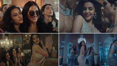 Dream Mein Entry: Priya Anand Looks Sizzling As She Parties With Her Girlfriends in This Groovy Song (Watch Video)