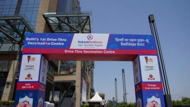 COVID-19 Vaccination: Delhi's First Drive-Through Vaccination Centre Shuts, Says 'Unviable' To Continue After Price Cap