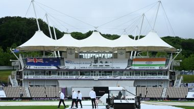 Southampton Weather Today, IND vs NZ ICC WTC Final: Rain Forecast & Weather Update for Day 5