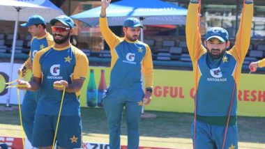 PAK vs ENG Series 2021: Pakistan Players To Undergo 10-Day Isolation in Derby