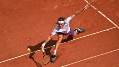 Sports News   Tsitsipas Edges Past Zverev in Five-set Thriller to Enter Maiden French Open Final