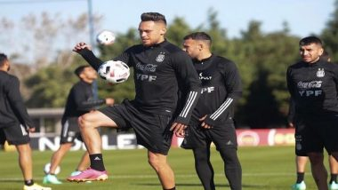Sports News   Copa America: Lucas Ocampos Misses out as Argentina Name Squad