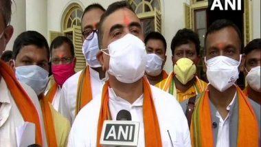 India News   Suvendu Adhikari Seeks Disqualification of Mukul Roy from Bengal Assembly