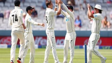 ENG vs NZ, 1st Test 2021: Tim Southee Feels Kiwis Can Push for Win on Day Five