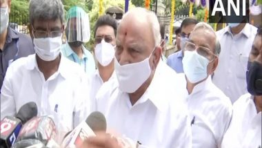 Karnataka CM BS Yediyurappa Says 'I Will Resign the Day Party High Command Asks Me to Quit'