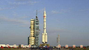 China Successfully Launches Shenzhou-12 Spacecraft via Long March-2F Carrier Rocket, First Crewed Mission for Space Station Construction