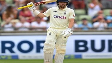 Sports News | Eng Vs NZ, 2nd Test: Burns, Lawrence Shine as Hosts Register 258/7 on Day One