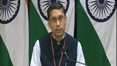 PM Narendra Modi To Participate in G7 Outreach Sessions on June 12, 13 in Virtual Format, Says MEA Spokesperson Arindam Bagchi