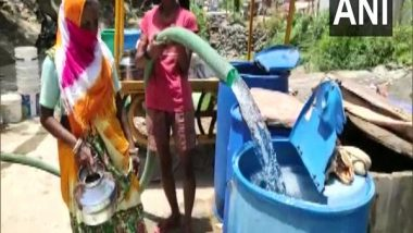 India News   Ajmer's Prolonged Water Crisis Continues in Summer Peak Months