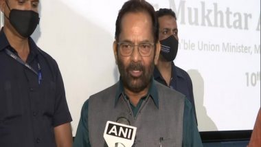 India News   Haj Committees, Waqf Board, Others to Be Roped in to Remove COVID Vaccination Hesitancy: Mukhtar Abbas Naqvi