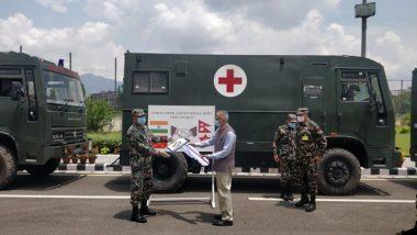 World News   COVID-19: India Provides Ventilators, Ambulances to Nepal
