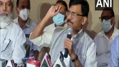 Sanjay Raut Targets BJP, Says Shiv Sena Was Treated as 'Slaves' When it Was Part of the BJP-Led Government in Maharashtra