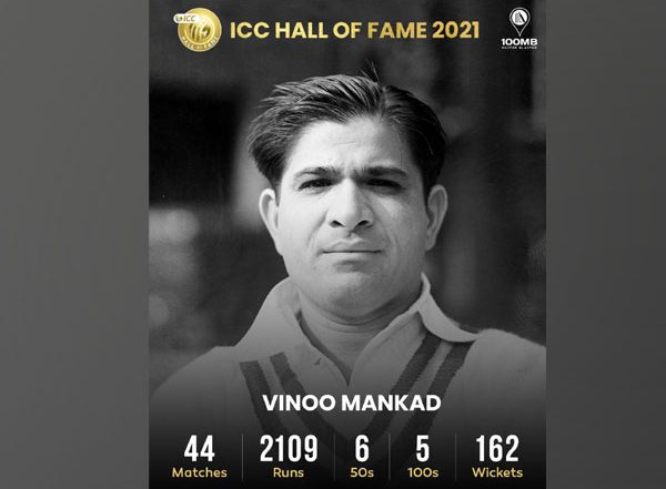 Sachin Tendulkar 'Delighted' to See Vinoo Mankad Inducted into ICC Hall of Fame