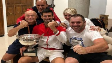 French Open 2021: Novak Djokovic's Coach Marian Vajda Feels Victory Against Rafael Nadal Made the Difference in Final