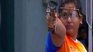ISSF World Cup 2021: Rahi Sarnobat, Indian Shooter, Wins Gold Medal in 25m Pistol Event
