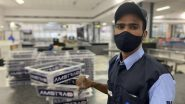 Ahmedabad Airport Housekeeping Staffer Finds Bag With Cash Worth $750, Returns It to Passenger With CISF Help