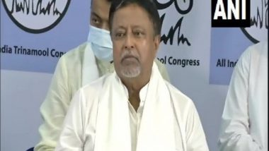TMC Leader Mukul Roy's Security Withdrawn by Ministry of Home Affairs, Say Govt Sources