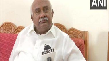 India News   Most Leaders Who Met Arun Singh Feel Leadership in K'taka Should Be Changed, Claims BJP MLC Vishwanath