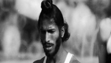 India News   Punjab CM Announces State Funeral for Milkha Singh