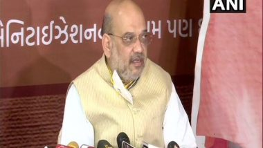 COVID-19 Vaccination in India: Centre Ready to Speed Up Coronavirus Vaccination Process in July and August, Says Amit Shah
