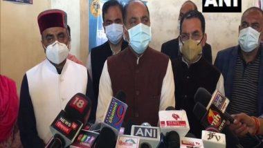 India News | Himachal Govt Aims to Vaccine 100 Pc of Population with First COVID Dose by July 25