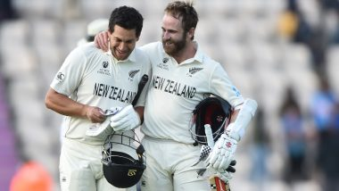 New Zealand Lifts WTC Mace With Comfortable Eight-Wicket Win Over India