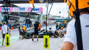 Styrian GP 2021: Mercedes' Valtteri Bottas Handed Three Place Grid Drop for 'Dangerous Driving'