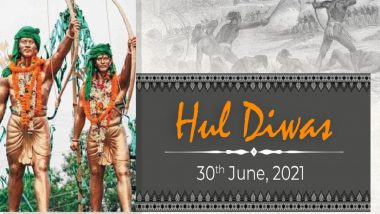 Hul Diwas 2021: Government Pays Tribute to Sido-Kanhu, Chand-Bhairava, Fulo Jhanon and Santhal Tribesmen
