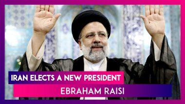 Iran Elects A New President - Ebraham Raisi; Know All About Hardliner Backed By Ayatollah Khamenei