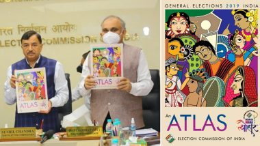 Election Commission of India Releases Atlas on General Elections 2019