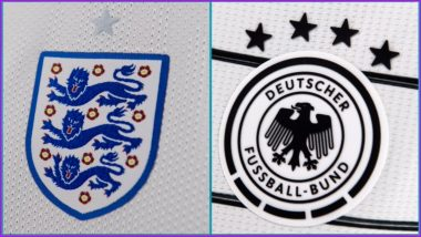 England vs Germany, UEFA Euro 2020 Live Streaming Online & Match Time in IST: How to Get Live Telecast of ENG vs GER on TV & Free Football Score Updates in India