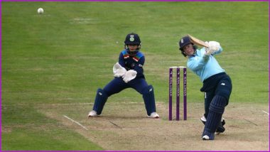 England Women Beat India Women by 8 Wickets to Take 1-0 Lead in the Three-Match Series