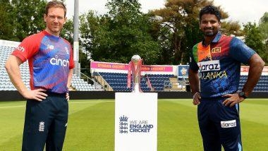 England vs Sri Lanka Online in India: Watch Free Telecast of England vs Sri Lanka, 1st T20I Match in IST