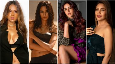 Erica Fernandes Leaves Nia Sharma, Jasmin Bhasin and Surbhi Chandna To Become the Times Most Desirable Woman on TV 2020