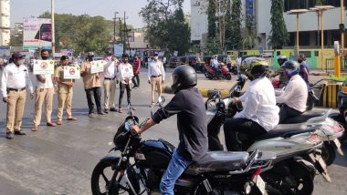 Navi Mumbai: Traffic Diversion Announced for June 24 Due to Protest Over Naming of Airport, Check Details of Diversions, Blockades on Mumbai-Navi Mumbai-Pune Stretch