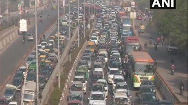 India News   Delhi Traffic Police Revises Maximum Speed Limits for Motor Vehicles