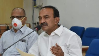 Former Telangana Minister Etela Rajender Resigns From TRS, To Submit Resignation From Assembly Soon