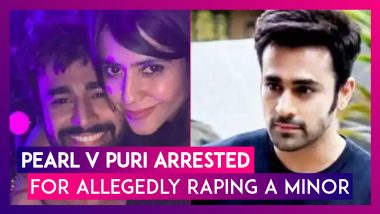 Pearl V Puri Arrested For Allegedly Raping A Minor; DCP Reacts As Ekta Kapoor Calls Rape Allegations False