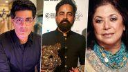 Fashion Designer Manish Malhotra, Sabyasachi Mukherjee and Ritu Kumar Under ED Scanner for Cash Payments by Politician