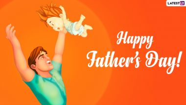 Father's Day 2021 Virtual Celebration Ideas: From Virtual Movie Night to Sending a Heartfelt Email; Ways to Make Your Dad Feel Special