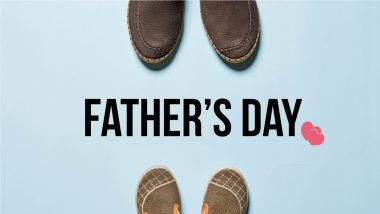 Happy Father's Day 2021 Greetings & HD Images: WhatsApp Sticker Messages, SMS and Quotes About Fatherhood To Wish Your Dad on June 20