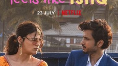 Feels Like Ishq, Anthology Series, To Drop On Netflix On July 23 (View Pics)