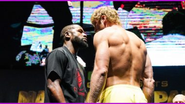 Floyd Mayweather vs Logan Paul: Date, Time in IST, Live Stream Online, Telecast in India, Match Cards and All You Need to Know About the Fight