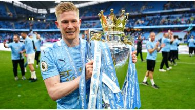 Kevin De Bruyne Named PFA Player of the Year, Phil Foden Best Young Player