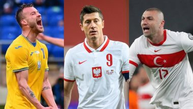 Euro 2020: Here's a Look at the Dark Horses of the European Football Championships