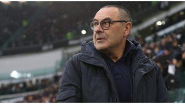 Lazio Tease Maurizio Sarri Appointment With Symbolic Post