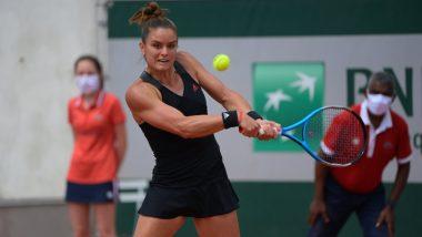 French Open 2021: Maria Sakkari Beats Defending Champion Iga Swiatek To Reach Semis, Becomes First Greek Woman To Do So