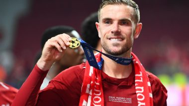 Liverpool Celebrate Captain Jordan Henderson's 10-Year Anniversary at the Club, See Tweet